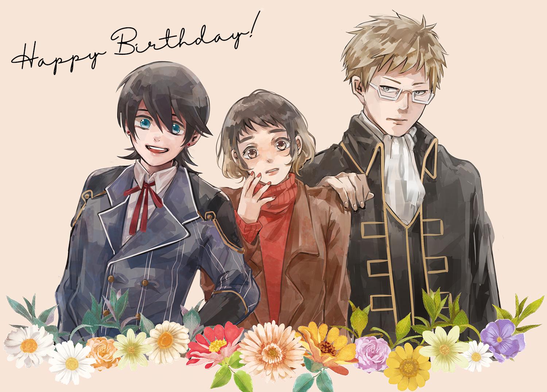 birthday illust